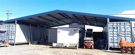 podroof shipping container roof kits