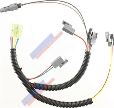 4t65e Wiring Harnes by Pioneer Inc Wiring Harness 772036 O Reilly Auto Parts