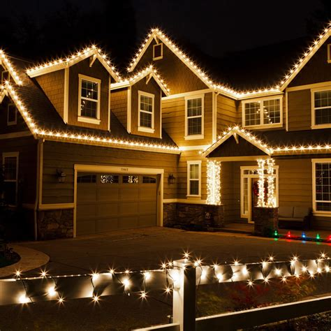 25 unique lights on houses ideas on