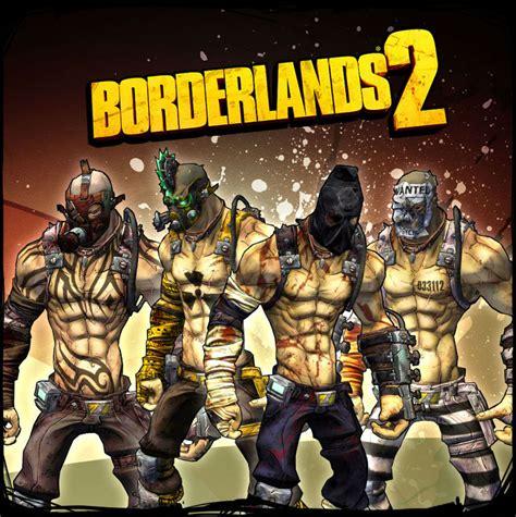 borderlands  skins add   character customization