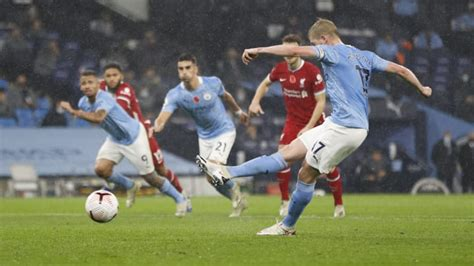 Report & Player Ratings as De Bruyne is Left to Rue Missed ...