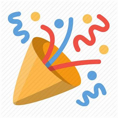 Celebration Emoji Transparent Celebrate Party Birthday Icon