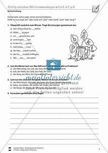 B Und K Winsen : rechtschreibung wortstammendungen mit p b d t g k arbeitsbl tter bungen l sungen ~ Orissabook.com Haus und Dekorationen