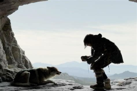 Alpha review: a Lassie movie done caveman style   The ...