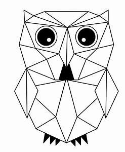 Geometric Animal Drawing At Getdrawings
