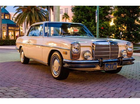 The following other wikis use this file: 1972 Mercedes-Benz 250C for Sale   ClassicCars.com   CC-997713