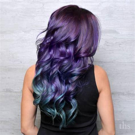 20 Blue And Purple Hair Ideas