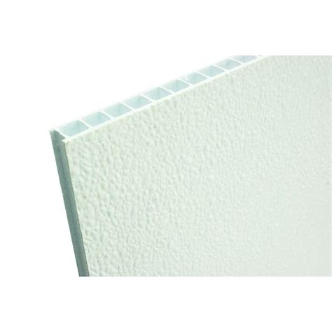 Frp Wall Ceiling Panels by Fibercorr 0 350 In X 48 In X 96 In Corrugated Frp Wall