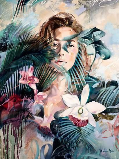 Milan Dimitra Painting Wallhere Desktop Wallpapers