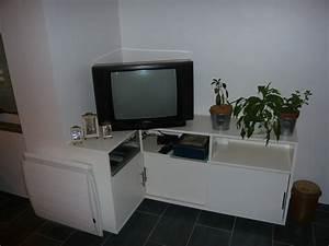 meuble tv d39angle With meuble angle