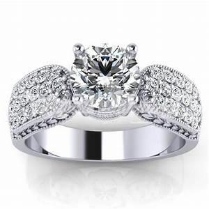 italian diamond rings wedding promise diamond With italian gold wedding rings