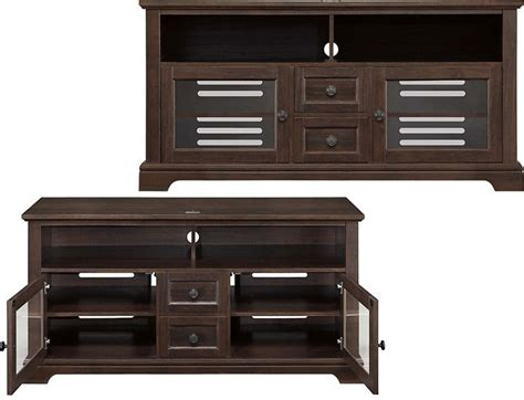 best deal on cabinets 170 off whalen entertainment media center console for