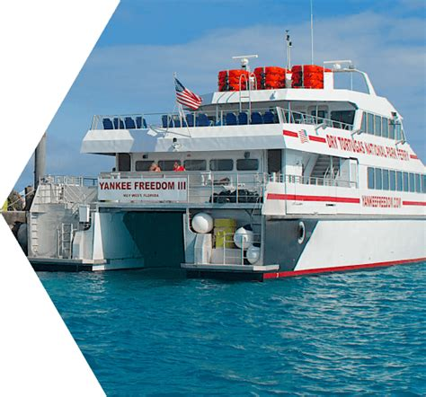Yankee Clipper Fishing Boat Key West by Faqs About The Tortugas And Yankee Freedom Ferry