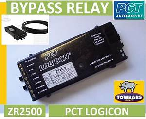 Towing Bypass  Interface  Relay Pct Logicon Zr2500 7 Way