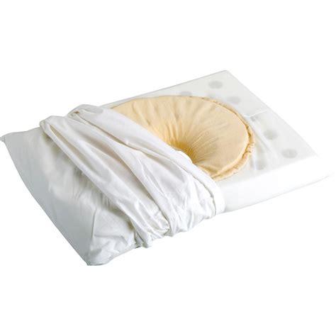 allobebe siege auto câle tête bébé oreiller ergonomique pour nacelle et