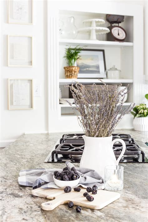 budget kitchen refresh makeover reveal blesser house