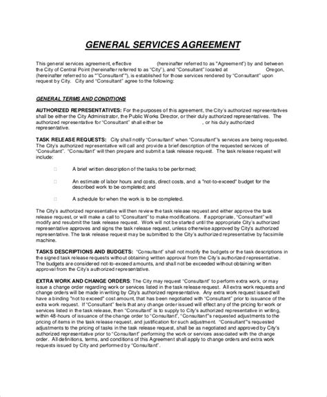 service agreement contract  word google docs