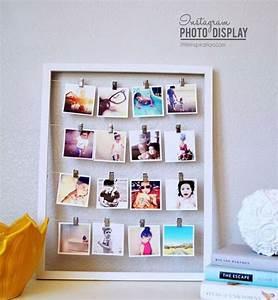 Idée Cadeau Avec Photo Faire Soi Meme : les 25 meilleures id es de la cat gorie cadeaux r aliser soi m me sur pinterest cadeaux de ~ Farleysfitness.com Idées de Décoration