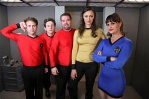 RED SHIRTS Season 2: Like Office Space, In Space