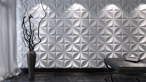 Wohnzimmer • 3d Wandpaneele Deckenpaneele