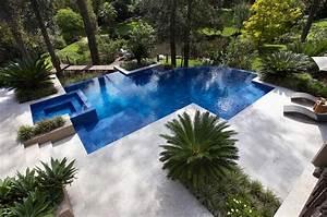 idee amenagement exterieur afin de creer une ambiance de With idee amenagement jardin avec piscine