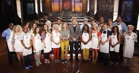 masterchef  season  contestants