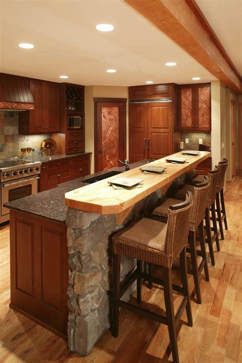kitchen island with bar 84 custom luxury kitchen island ideas designs pictures