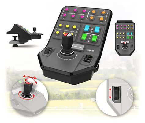pc ship simulator saitek farming simulator wheel pedals and vehicle side