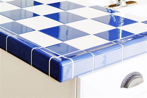 countertop tile edge about tile countertops org