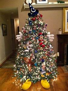 A Disney Christmas Tree | Holidays | Pinterest