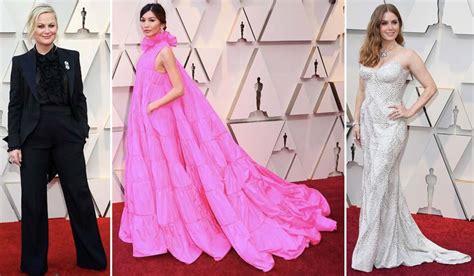Oscar Red Carpet Dresses 2019