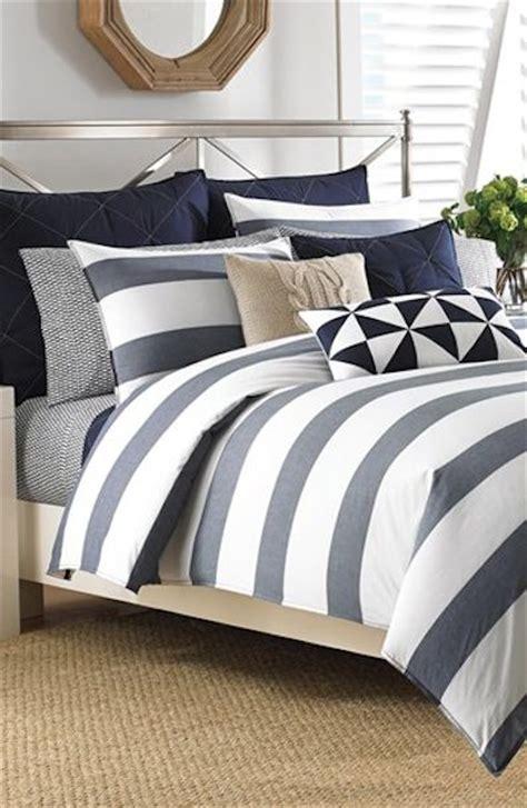 navy blue comforter ideas  pinterest navy