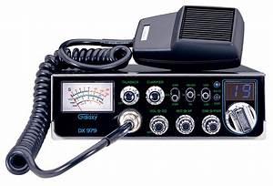 Galaxy Cb Radio Model Dx979 For Sale