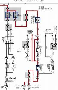 95 Toyota Pickup Wiring Diagram