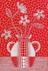 202 best yayoi kusama images on pinterest yayoi kusama With yayoi kusamas flower obsession
