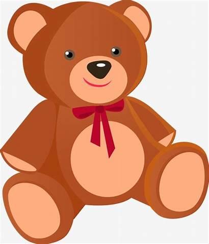 Bear Cartoon Toy Clipart Vector Pngtree