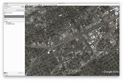 Google Katrina Hurricane Earth Imagery Helped Efforts