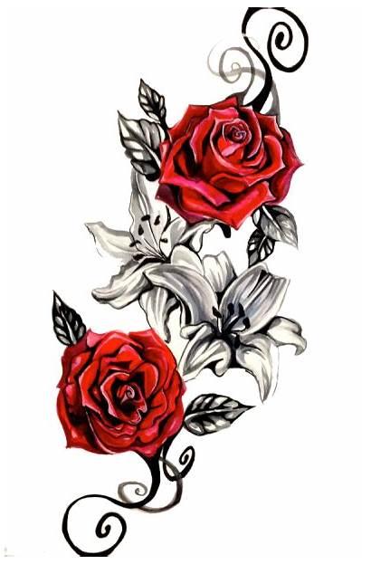 Tattoo Transparent Designs Rose
