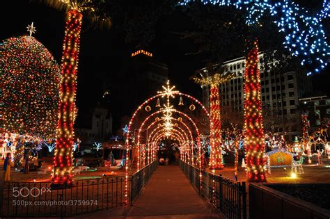 el paso christmas lights el paso s 77th annual christmas tree lighting parade