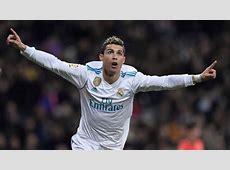 Champions League Real Madrid vs PSG Cristiano Ronaldo