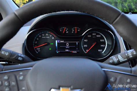 chevrolet cruze hatchback premier review test drive