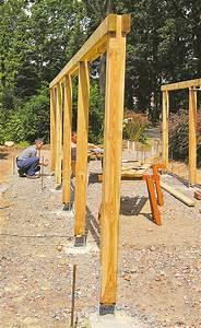 Carport Kosten Inklusive Aufbau : carport selber bauen holzarbeiten m bel bild 9 ~ Whattoseeinmadrid.com Haus und Dekorationen