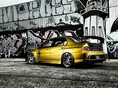 Tuning Wallpapers Mitsubishi Lancer Desktop Evolution