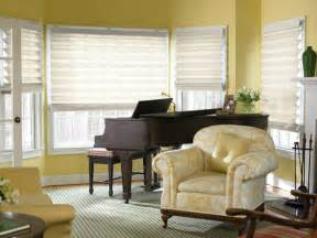 Living Room Curtain Ideas With Blinds by Living Room Ideas Creative Images Windows Treatment Ideas