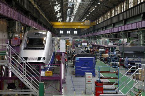 alstom si鑒e social alstom stoppera la production de trains 224 belfort d 232 s 2018