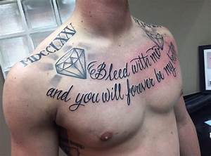 Collar Bone Tattoos for Men - Ideas and Inspiration for Guys