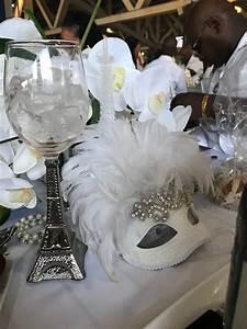 Diner, En, Blanc, Table, Setting