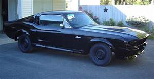 1967 Mustang Custom Shelby Eleanor Fastback - Classic Ford Mustang 1967 for sale