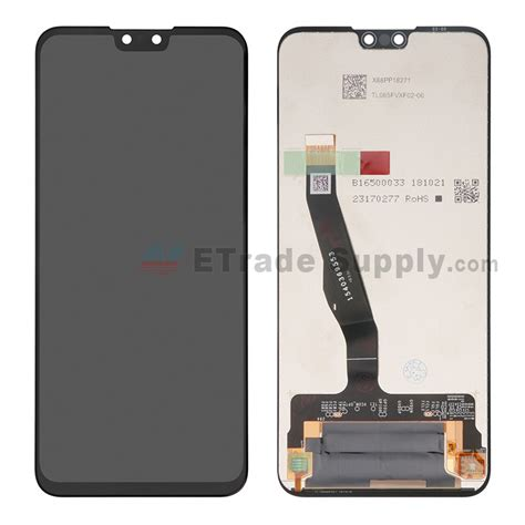 huawei   lcd screen  digitizer assembly black