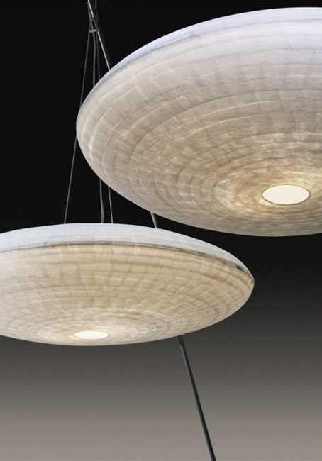 unique lighting fixtures  handmade paper lamp shades